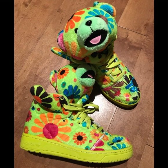 jeremy scott x le adidas autentico adidas jeremy scott orso